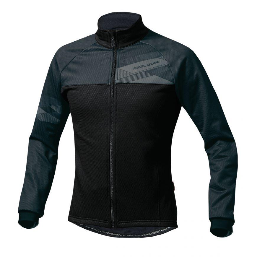 PEARL IZUMI パールイズミウィンドブレーク ジャケット XLサイズ ブラック3500-BL-1-XL自転車用品 サイクルウェア サイクルジャケット