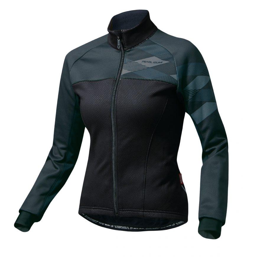 PEARL IZUMI パールイズミ ウィンドブレーク ジャケット Lサイズ ブラック W7500-BL-16-L 自転車用品 サイクルウェア