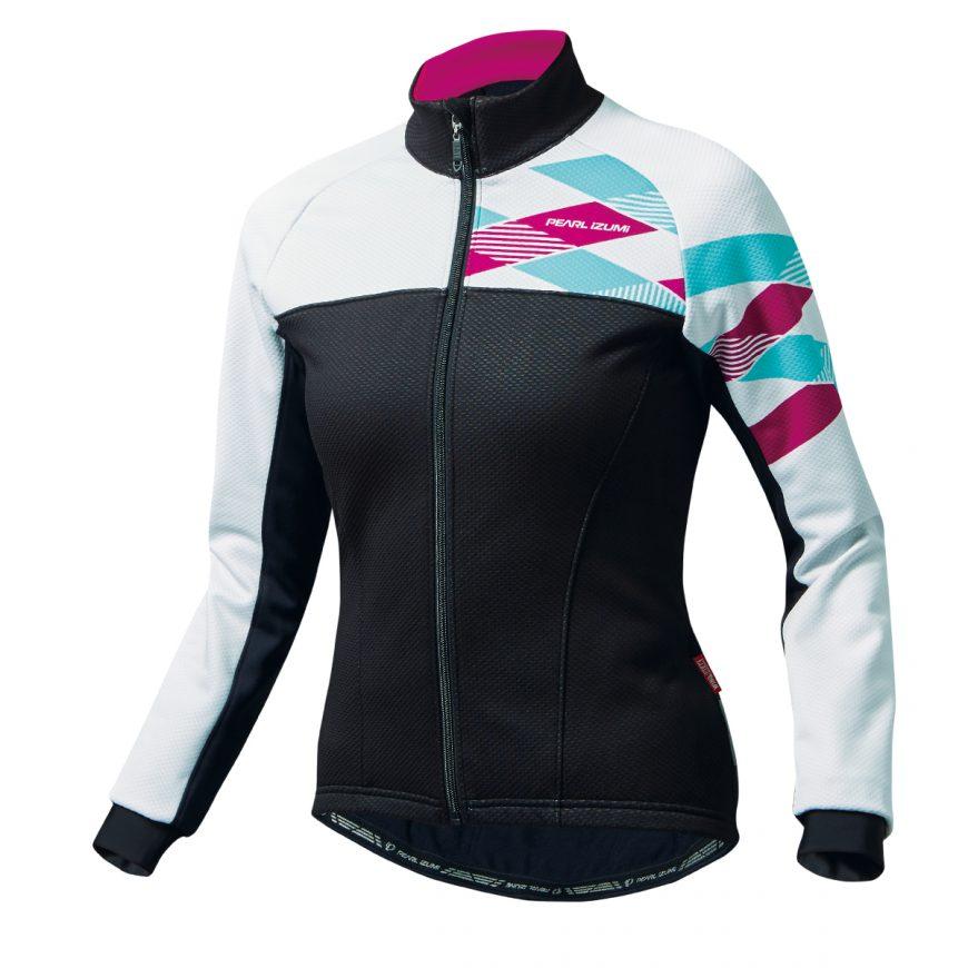 PEARL IZUMI パールイズミ ウィンドブレーク ジャケット Lサイズ パープル W7500-BL-18-L 自転車用品 サイクルウェア