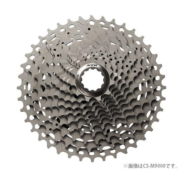 SHIMANO シマノ XTR CS-M9001 11-40T カセットスプロケット 自転車用品 コンポーネント