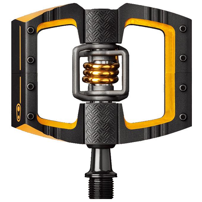 crankbrothers/クランクブラザーズ ペダル MALLET DH 11/マレット DH 11 ブラック(574645) ビンディングペダル MTB用