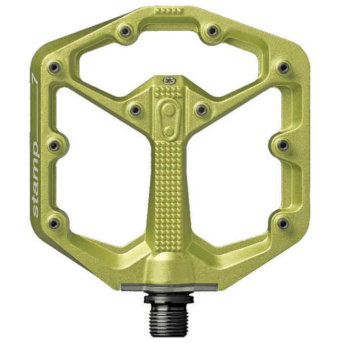 【日本未発売】 crankbrothers/クランクブラザーズ SMALL ペダル Ltd. STAMP 7/スタンプ 7 Ltd. COLOR 7 SMALL グリーン(577581) フラットペダル, でん六:b8337a1b --- nuevo.wegrowcrm.com