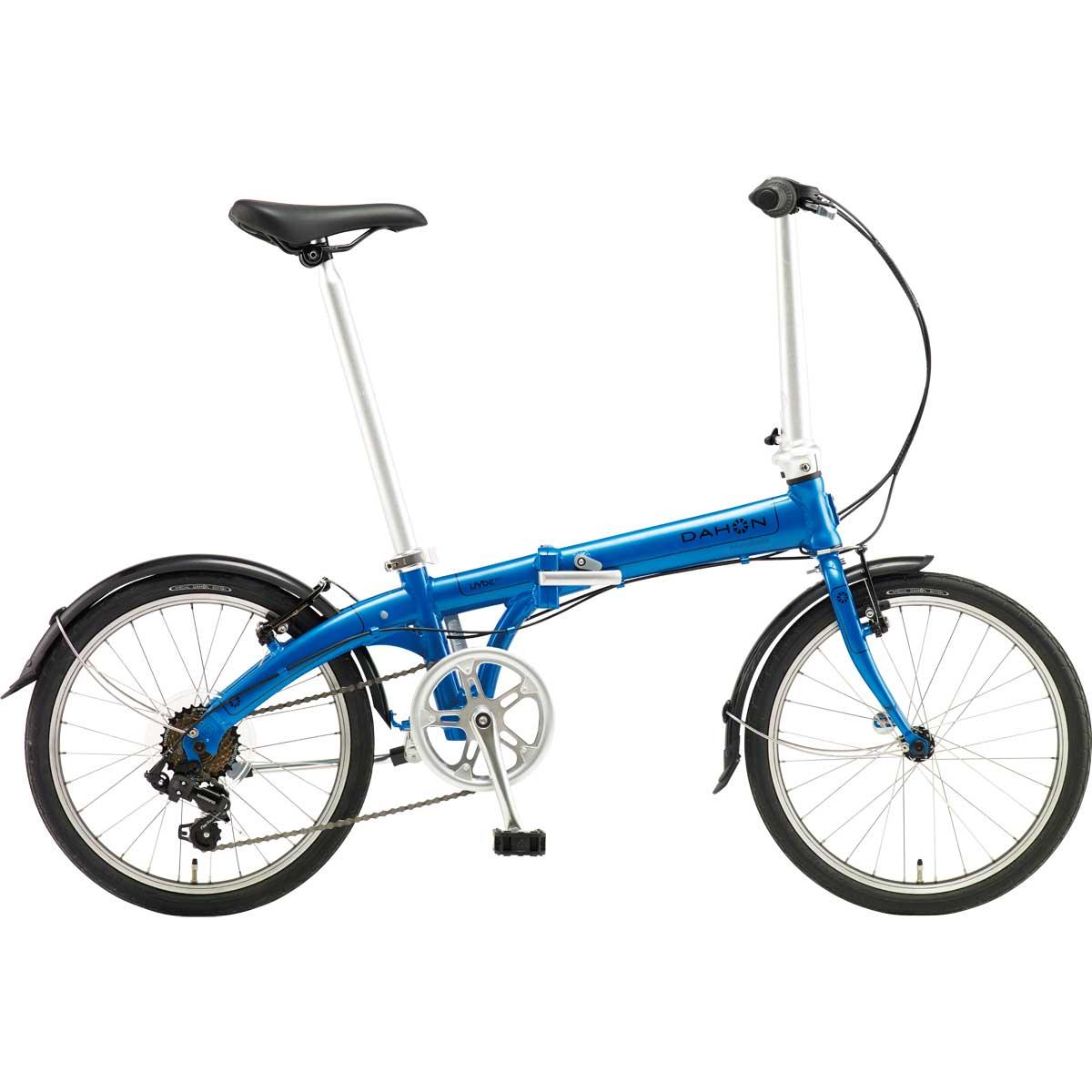 DAHON/ダホン Vybe D7 ヴァイブ D7 アクアブルー(9005) 折りたたみ自転車 自転車本体