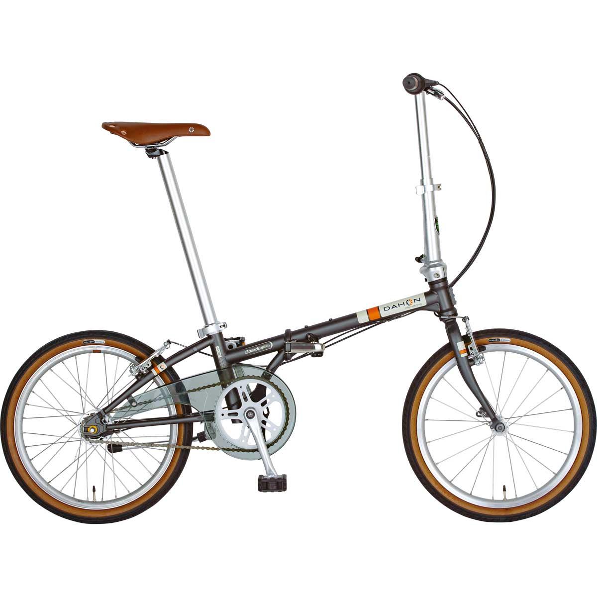 DAHON/ダホン Boardwalk I5 ボードウォーク I5 マットダークグレー(9008) 折りたたみ自転車 自転車本体