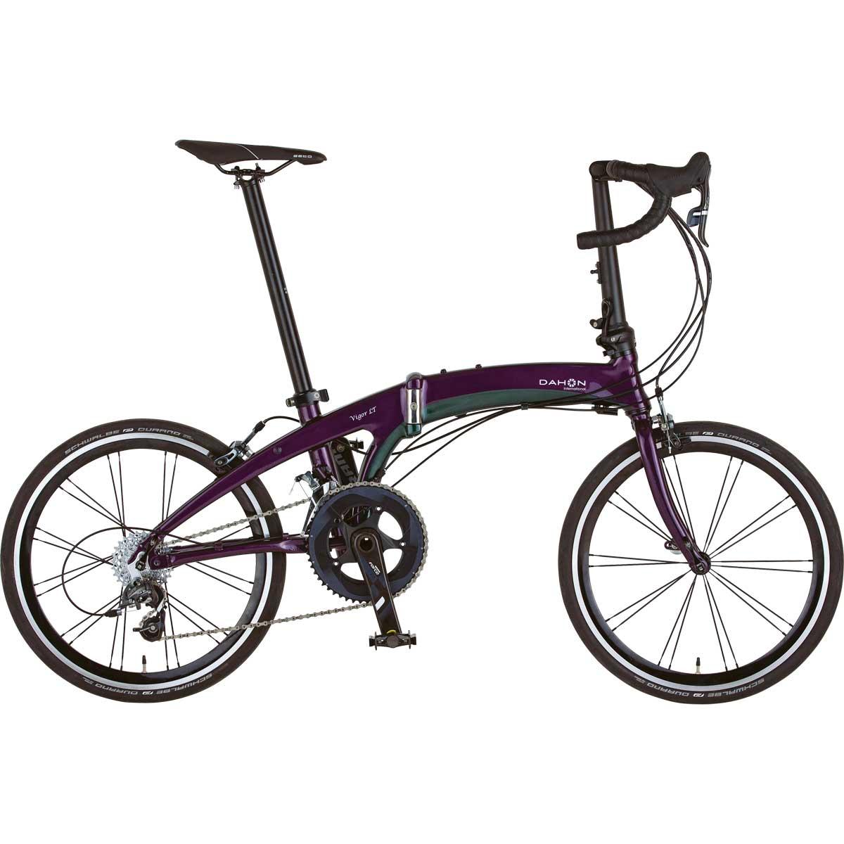 DAHON/ダホン Vigor LT ヴィガー LT オーロラ(9021) 折りたたみ自転車 自転車本体