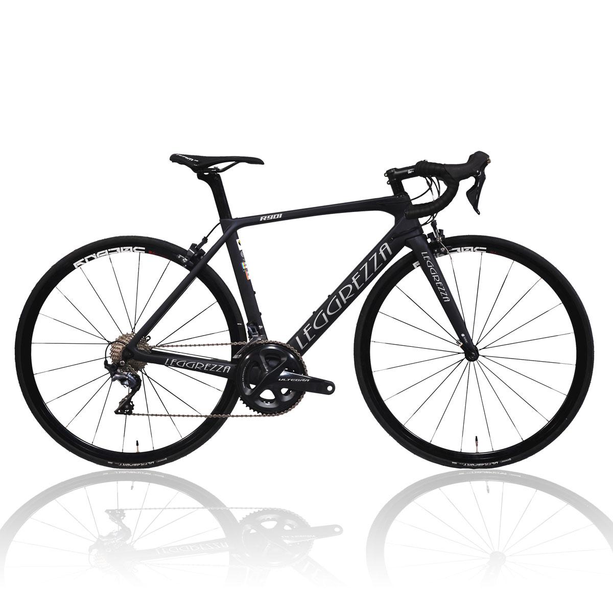 LEGGREZZA SPORTS/レグレッツァスポーツ 700C ロードレーサー R901 マットブラック(6511-R901) ロードバイク 自転車本体
