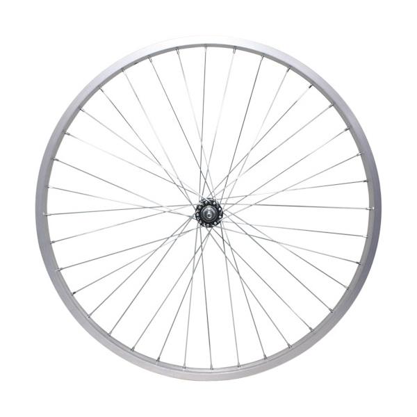 敷島 前輪 16 × 1.50 ホイール アルミリム 16インチ フロント 車輪 自転車