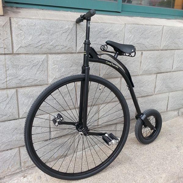 Century Classic 1872 センチュリークラシック 27インチ ダルマ自転車 ペニー・ファージング(オーディナリー)型自転車 送料無料(北海道・沖縄・離島除く)【自転車本体】