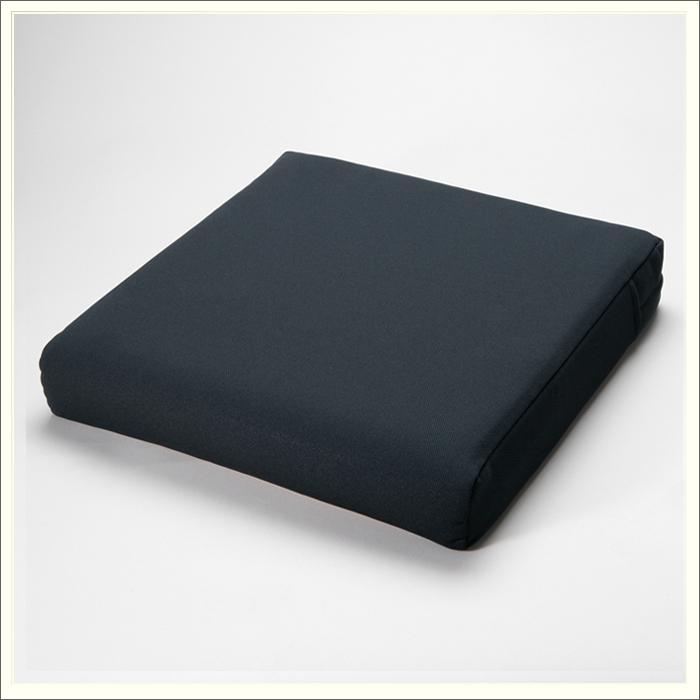 日本製 車椅子用 セラピークッション(車いす) 日本製/(厚さ7cm)【日本製の高品質ウレタンを高密度で使用】