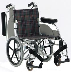 車椅子(車いす) 松永製作所製  AR-601エレベーティング&スイングアウト(介助式)【メーカー正規保証付き/条件付き送料無料】