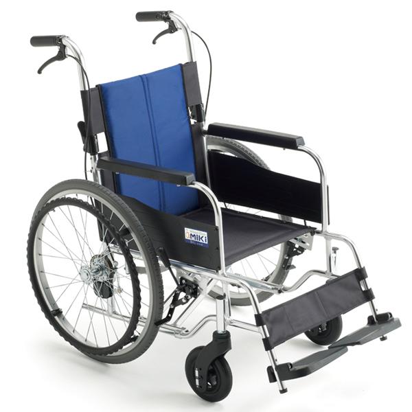 車椅子(車いす)ミキ製 バル1S/BAL-1S【メーカー正規保証付き/条件付き送料無料】
