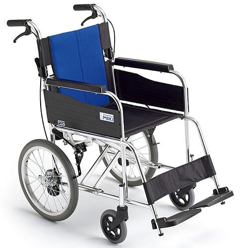 車椅子(車いす)ミキ製 バル2/BAL-2【メーカー正規保証付き/条件付き送料無料】