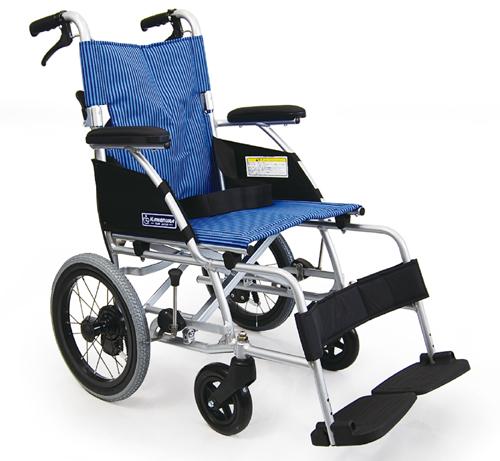 車椅子(車いす) カワムラサイクル製 BML16-40SB【メーカー正規保証付き/条件付き送料無料】