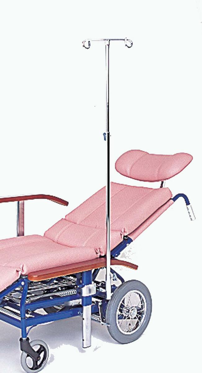 車椅子専用オプション(日進医療器専用)NHR専用ガートル掛けNHRシリーズ専用オプション