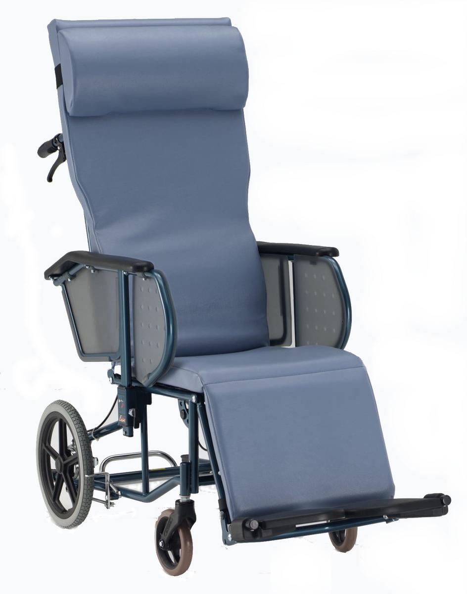 リクライニング車椅子(車いす) 松永製作所製 エスコート(FR-11R)【メーカー正規保証付き/条件付き送料無料】