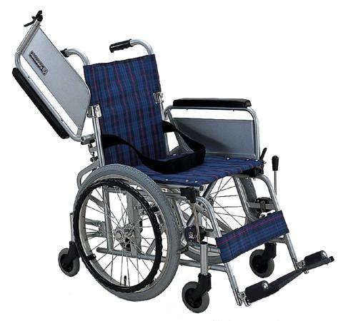 車椅子(車いす) カワムラサイクル製 KAK18-40【メーカー正規保証付き/条件付き送料無料】