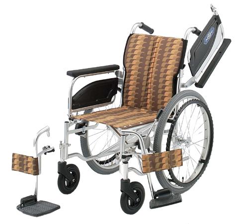 車椅子(車いす) 日進医療器製 NA-406W,426W,446W,466W【メーカー正規保証付き/条件付き送料無料】