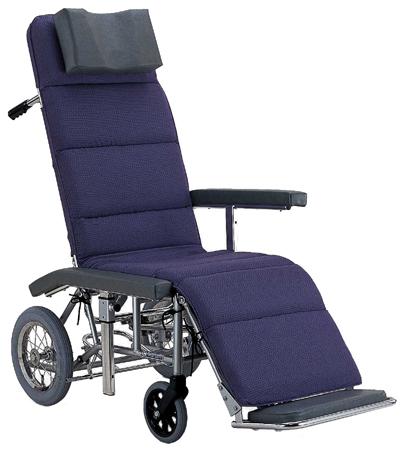 フルリクライニング車椅子(車いす) カワムラサイクル製 RR60N【メーカー正規保証付き/条件付き送料無料】