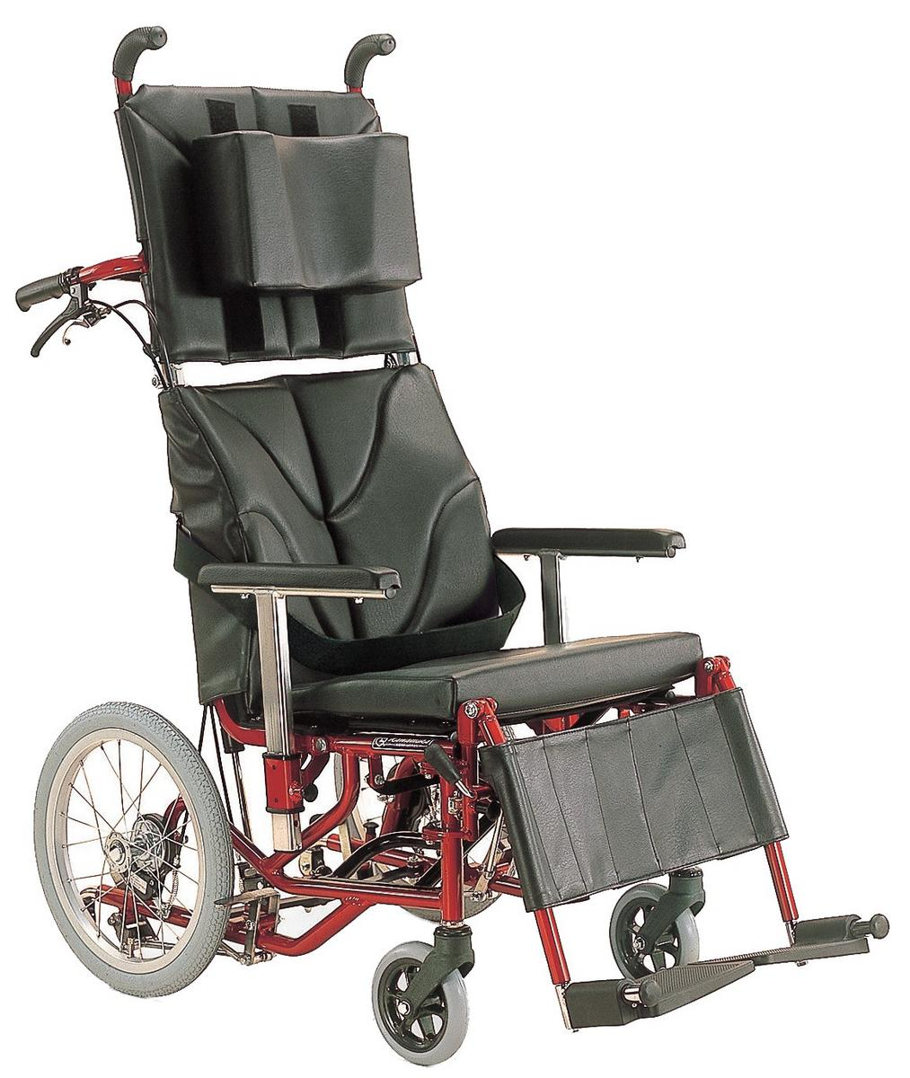 車椅子(車いす) カワムラサイクル製 KPF16-40(42)【メーカー正規保証付き/条件付き送料無料】