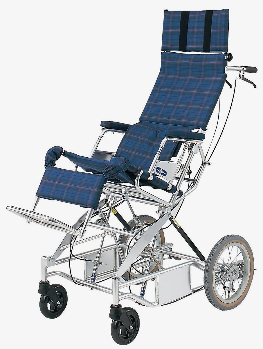 車椅子(車いす) 日進医療器製 STB-07【メーカー正規保証付き/条件付き送料無料】