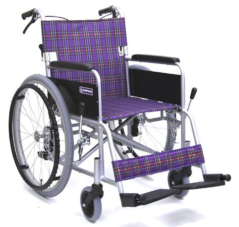 ●在庫わずか●車椅子(車いす) カワムラサイクル製 KA202SB-40(42)【メーカー正規保証付き/条件付き送料無料】