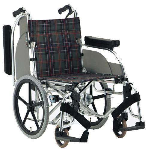 車椅子(車いす) 松永製作所製 AR-601【メーカー正規保証付き/条件付き送料無料】