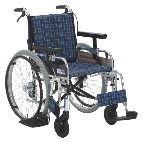 車椅子(車いす)ミキ製 MYU-226JDSW【メーカー正規保証付き/条件付き送料無料】