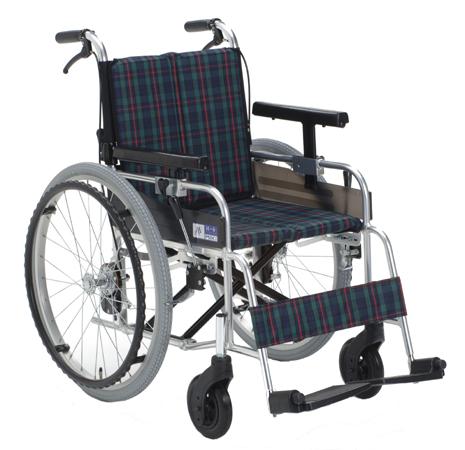 車椅子(車いす)ミキ製 MYU-226JD【メーカー正規保証付き/条件付き送料無料】