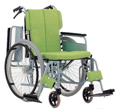 車椅子(車いす) 松永製作所製 REM-5(自走用)【メーカー正規保証付き/条件付き送料無料】