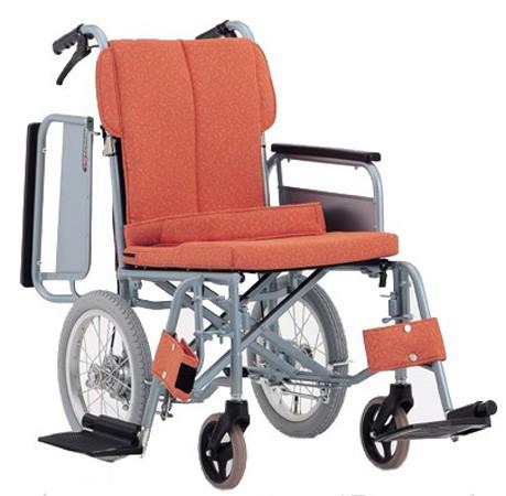 車椅子(車いす) 松永製作所製REM-6(介助用)【メーカー正規保証付き/条件付き送料無料】