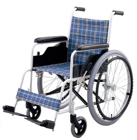 車椅子(車いす) 日進医療器製 TK-10【メーカー正規保証付き/条件付き送料無料】