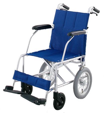 車椅子(車いす) 日進医療器製 NAH-209【メーカー正規保証付き/条件付き送料無料】
