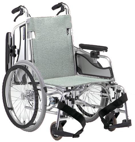 車椅子(車いす) 松永製作所製 MW-SL5B【メーカー正規保証付き/条件付き送料無料】