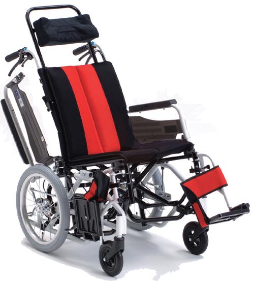 ティルト車椅子(車いす)ミキ製 MPティルト(MP-TiF HG)【メーカー正規保証付き/条件付き送料無料】