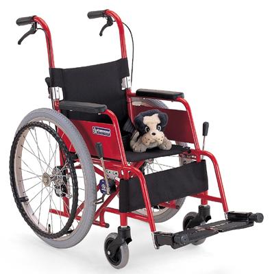 子供用車椅子(車いす) カワムラサイクル製KAC-NB32(28.30)【メーカー正規保証付き/条件付き送料無料】