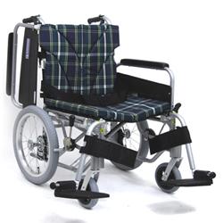 車椅子(車いす) カワムラサイクル製 KA816-45B【メーカー正規保証付き/条件付き送料無料】