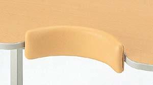 パラマウントベッド製|サポートパッド(電動ベッド用・パラマウント製)KF-80(KF-850専用)