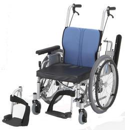 車椅子(車いす) 日進医療器製  KICKLL・キックル【メーカー正規保証付き/条件付き送料無料】