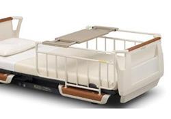パラマウントベッド製 アジャストテーブル ■KQ-090(ベッドサイドレールに載せるタイプ) 送料無料, けし餅の小島屋:5059298e --- sunward.msk.ru