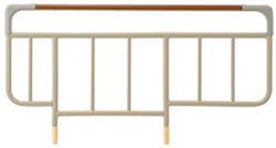 パラマウントベッド製|ベッドサイドレール 送料無料木目タイプ(KS-126C・KS-146C)