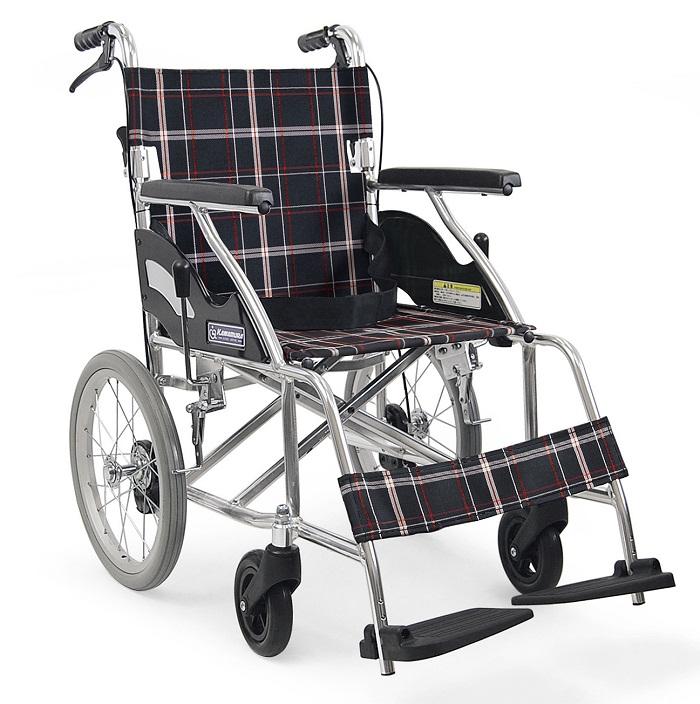 車椅子(車いす) カワムラサイクル製 KV16-40SB【メーカー正規保証付き/条件付き送料無料】