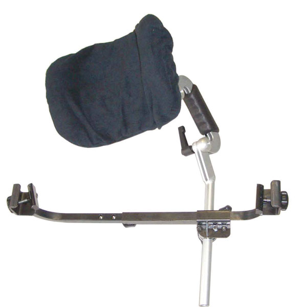車椅子専用オプション(日進医療器専用)マイバディヘッドサポートMB01101