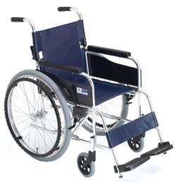 車椅子(車いす)ミキ製 MPN-43【メーカー正規保証付き/条件付き送料無料】