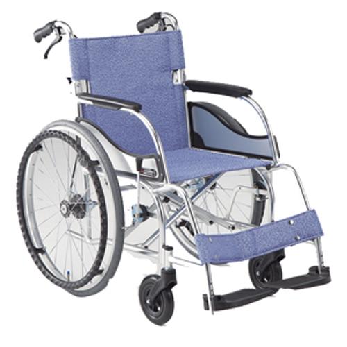 車椅子(車いす) 松永製作所製 MW-SL11B【メーカー正規保証付き/条件付き送料無料】