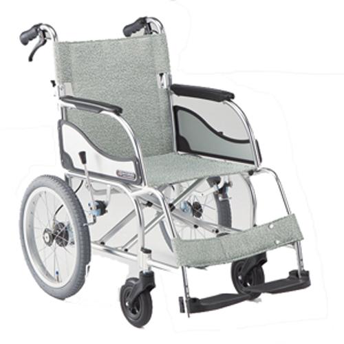 車椅子(車いす) 松永製作所製 MW-SL21B【メーカー正規保証付き/条件付き送料無料】