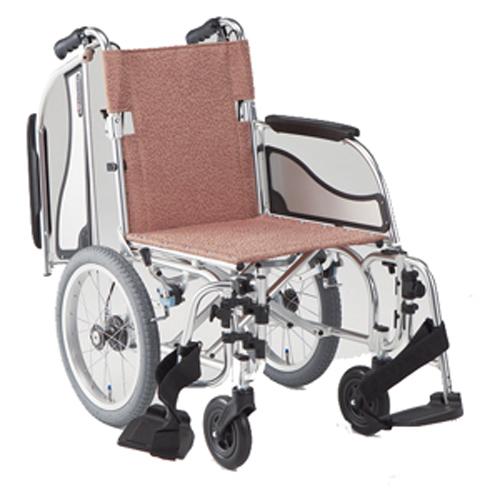 車椅子(車いす) 松永製作所製MW-SL41B【メーカー正規保証付き/条件付き送料無料】