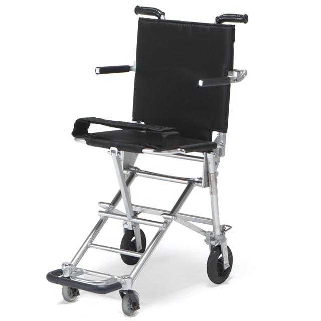 旅行轮椅 (旅行轮椅) 日进医疗仪器-NAH-207 30%的折扣!