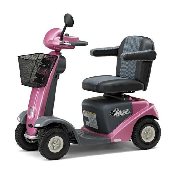 シニアカー(電動カート)(電動車椅子)セリオ製 『遊歩スキップ』安心・安全・快適