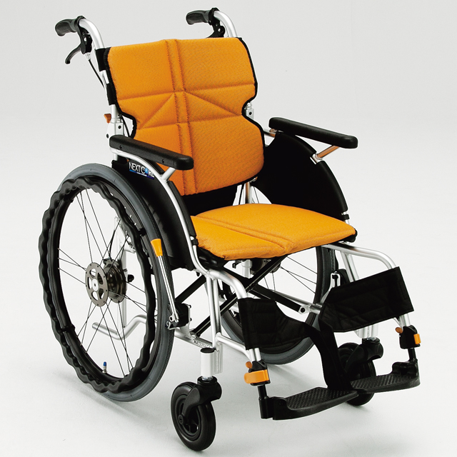軽量 折りたたみ 車椅子(車いす) 松永製  NEXT-11B(ネクストコア)【メーカー正規保証付き/条件付き送料無料】
