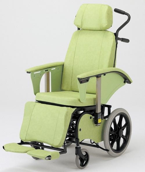 フルリクライニング車椅子いうら製RJ-360(プレミアタイプ)【メーカー正規保証付き/条件付き送料無料】